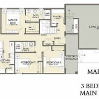 Medium cedar main floor