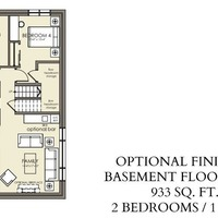 Medium optional basement