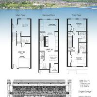 Medium skylar homes floor plans c unit