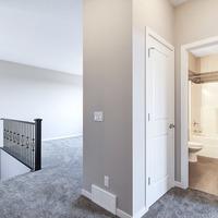 Medium 23 upper view into bathroom and bonus room 1