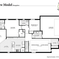 Medium bayview floorplan