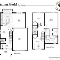 Medium coronation floorplan
