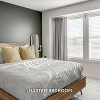Medium townhome gallery masterbed