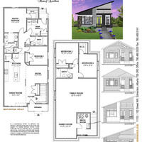 Medium element floor plan