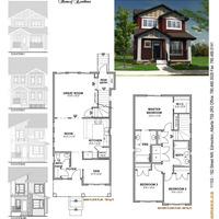 Medium ruby floor plan
