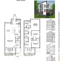 Medium topaz floor plan