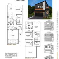 Medium tourmaline floor plan
