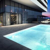 Medium swimming pool