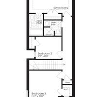 Medium third floor