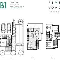 Medium plan b1