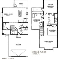 Medium chatham floor plan