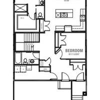 Medium bolton floor plan