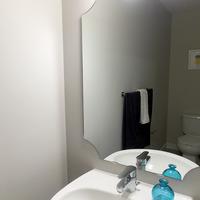 Medium 142 stilling half bath