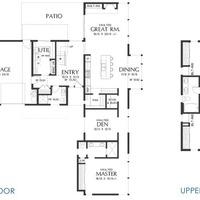 Medium the albright floor plan