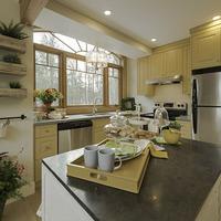 Medium cavendish kitchen view