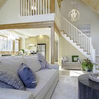 Medium cavendish living room