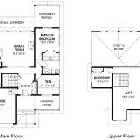 Medium lochlin floor plan 1
