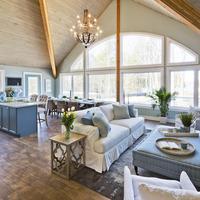 Medium lochlin living dining view