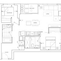 Medium 769 vesi floorplan 1