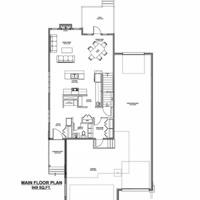 Medium a104 main floor plan..
