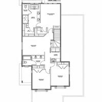Medium a105 2nd storey plan