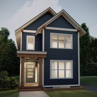 Medium exterior revive all blue