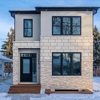 Medium saskatoon infill home 102