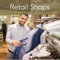 Medium retail shop