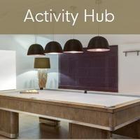 Medium activity hub