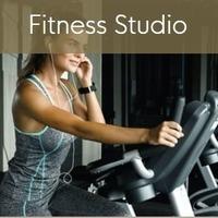 Medium fitness studio