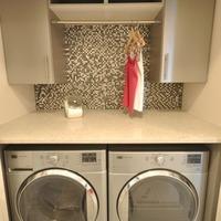 Medium the winchester laundry area
