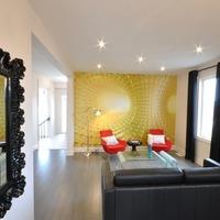 Medium home designed