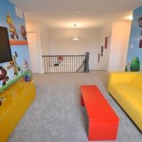 Medium winchester homes playroom