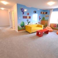 Medium the winchester kids room area