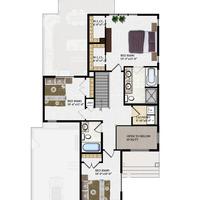 Medium 391 fast layout second floor