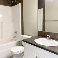 Medium main bath.height 1170