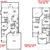 Medium millenium 4 victory homes floor plan