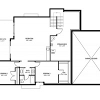 Medium lot 14 basement revised scaled