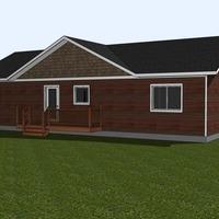 Medium acreage home plans 1170x738