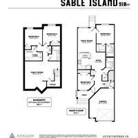 Medium sable island fp masthead