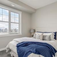 Medium brookfield residential calgary olive retreat secondary bedroom