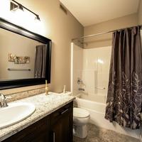 Medium bathroom