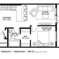Medium aspen floorplan