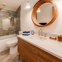 Medium 3 upstairs washroom