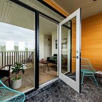 Medium 1 second floor balcony
