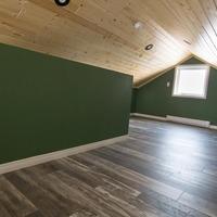 Medium prefab cabin designs with lofts 1170x738