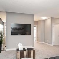 Medium custom infill home builder in edmonton floorplans element 5