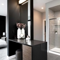 Medium custom infill home builder in edmonton floorplans element 7