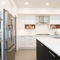 Medium custom infill home builder in edmonton floorplans hybrid32 2