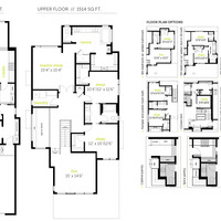 Medium custom infill home builder in edmonton floorplans hybrid32 fp 1